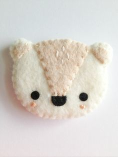 Hey, I found this really awesome Etsy listing at https://www.etsy.com/listing/179870822/new-2014-pink-bear-brooch