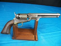 1st Texas Infantry | Fantastic Texas Rig. This colt cap and ball revolver was probably purchased before the start of the Civil War.