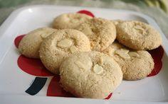 My gluten free tahini cookies