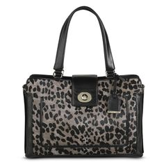 Had to have it for autumn/winter: Cole Haan Lafayette Novelty Tote