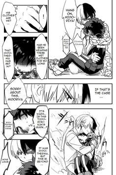 BNHA Midoriya Izuku  (ver. Sick) part (15)
