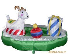 Airblown Inflatable University Of Florida Mascot Albert