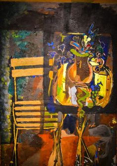 Georges Braque - The Garden Table, 1952 at National Gallery of Art - East Wing - Washington DC