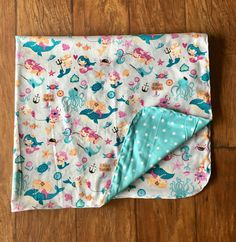 Swaddling And Receiving Blankets Interesting Playful Whales Swaddle Blanketdouble Sided Flannel Receiving Inspiration Design