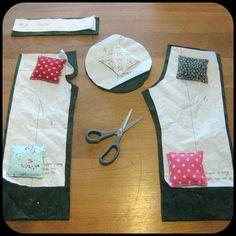 In deze naailes leer je een broekje naaien! Ik laat dat zien aan de hand van Model 4B uit Knippie 4-2009, maar elk ander broekje met een...