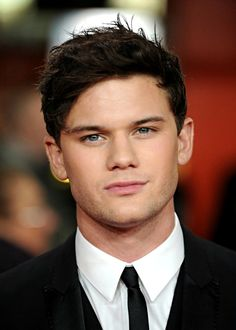 Jeremy Irvine at the Railway Man London Premiere (2013)