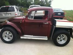1961 Custom Volkswagen Beetle Bug Truck Thing Volkswagon Volkswagan VW Bus 61, image 1