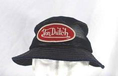f6d9073c83e Von Dutch Fishing Bucket Hat 7 3 8 Blue Jean ( Misc 4 ).