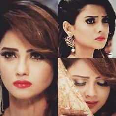 Ada Khan, Glamour Makeup, Face Expressions, My Crush, Cut And Color, Indian Beauty, My Hair, Hair Cuts, Actresses