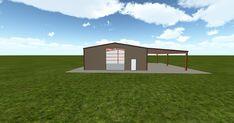Cool 3D #marketing http://ift.tt/2sXVjyt #barn #workshop #greenhouse #garage #roofing #DIY