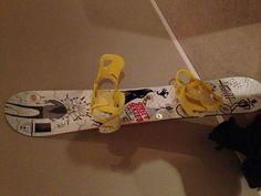 d43dc46ba9 Gnu Street Series Snowboard - 400  Burton 2013 Cartel Bindings (mounted on  board already) 240  Burton 2013 Motto Boots (size 9) - 180  Burton 2013  Gondy ...