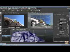 VFX Tutorial: Image Based Lighting with HDRI in Maya | Animation Mentor - YouTube