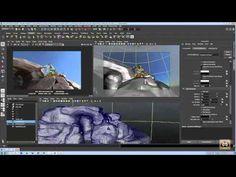 VFX Tutorial: Image Based Lighting with HDRI in Maya   Animation Mentor - YouTube