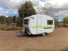 VINTAGE, RETRO, HOT ROD, 10FT CARAVAN FRANKLIN | Caravan | Gumtree Australia Geelong City - Geelong 3220 | 1041745525