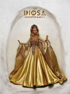 Ishtar, Diosa Mesopotámica (Mesopotamian Goddess) | Flickr - Photo Sharing!