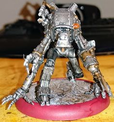 My Modelling and Painting Blog: Keeping the Peace