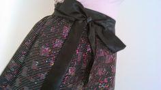 Falda fácil con patrón incluido