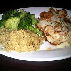 New Orleans Seafood @ Ruby Tuesday.