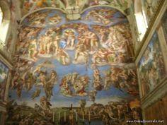 Cistine Chapel, Vatican City, Vatican City