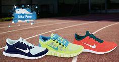 Nike Free für Anfänger, Fortgeschrittene und Profis