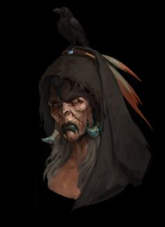 Orken fan art from some time ago, Markella Stavropoulou on ArtStation at https://www.artstation.com/artwork/qnGNy