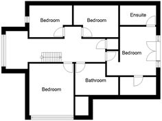 uk house plans for four bedroom modern eco home house pinterest