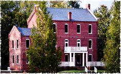 Roanoke River mill @ Weldon NC