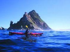 sea kayaking capetown