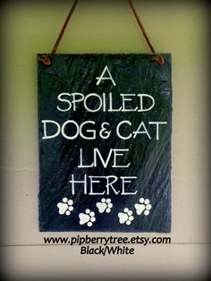 Decorative Slate Signs Simple Hand Painted Decorative Slate Sign Slate Signcaution Children At Design Ideas