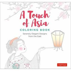 A Touch of Asia Coloring Book: Serenely Elegant Designs from the East (tear-out sheets let you share pages or frame your finished work) Paperback – April Adult Coloring, Coloring Books, Islamic Tiles, Star Wars, Asian History, Drawing Base, Japanese Prints, Pattern Drawing, Family Games