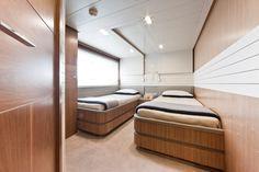 Internal view Custom Line - CL 100' #yacht #luxury #ferretti #customline