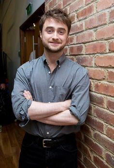Daniel shot to fame playing Harry Potter