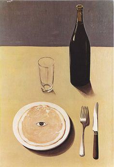 Rene Magritte 🔻🔸🔹René Magritte ( 1898 - 1967 ) Surrealist Artist : More At… Rene Magritte, Artist Magritte, Oil Canvas, Poesia Visual, In Vino Veritas, Art Moderne, Salvador Dali, Surreal Art, Art History