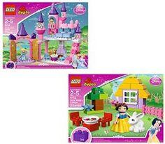 Lego Duplo Disney Princess Two-Sets Value Bundle Only $37.97!