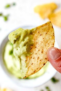 Avocado Crema - Carlsbad Cravings Creamy Avocado Sauce, Avocado Crema, Avocado Hummus, Ripe Avocado, Wrap Recipes, Snack Recipes, How To Ripen Avocados, Crema Recipe, Mexican Seasoning