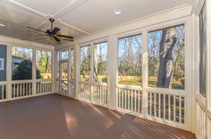 Eminent restored porch design backyard Complete our survey Screened Front Porches, Screened Porch Designs, Back Porches, Enclosed Porches, Decks And Porches, Back Patio, Front Verandah, Small Porches, Small Patio