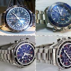 Omega Seamaster Planet Ocean Chronograph Omega Seamaster Planet Ocean, Swiss Made Watches, Watch Brands, Chronograph, Planets
