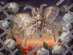 [Butterfly Variation] .. Phlegmatic 2010 - 2011 ..  by Thomas Woodruff