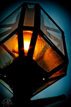 Old Lantern by Alan Scherer on 500px