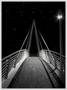 Die Brücke Brücke in der Stadt von Ponta Delgada. Ponta Delgada, The Bridge, Portugal, Mario, Europe, City, Travel, St Michael, Azores