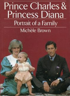 Prince Charles & Princess Diana, Portrait of a Family