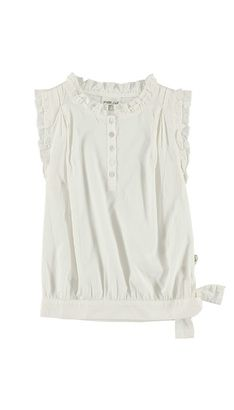 Mary BLOUSE, Off White