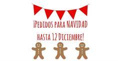 Mañana último día para encargos personalizados! http://ift.tt/1YjIbca #regalos #navidad #personalizado #pinterest