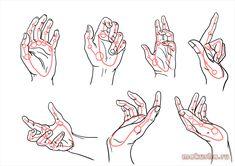 как рисовать руки: 26 тыс изображений найдено в Яндекс.Картинках
