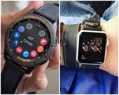 Samsung Gear S3 Smartwatch: Specs & Design Better Than Apple Watch? - http://www.morningledger.com/samsung-gear-s3-smartwatch-specs-design-better-than-apple-watch/1397983/