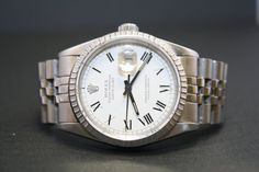 1bf5487f772 Rolex Oyster Perpetual DateJust 1991 X Serial by EstateFinder