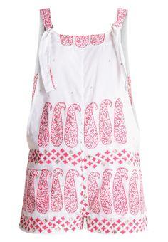 Juliet Dunn Strandaccessoire white/red Premium bei Zalando.de | Material Oberstoff: 100% Baumwolle | Premium jetzt versandkostenfrei bei Zalando.de bestellen!