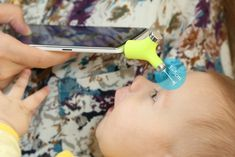 Wow! Wishbone thermometer can take your child's temp in 2 seconds, store data through a smartphone app.