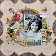 Bente Fagerberg for Papirdesign Something To Remember, Scrapbook Pages, Stamp, My Love, Paper, Layouts, Painting, My Boo, Stamps