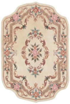 Home Decorators Collection Imperial Ivory 8 Ft X 11 Specialty Area Rug 0294395420 The Depot